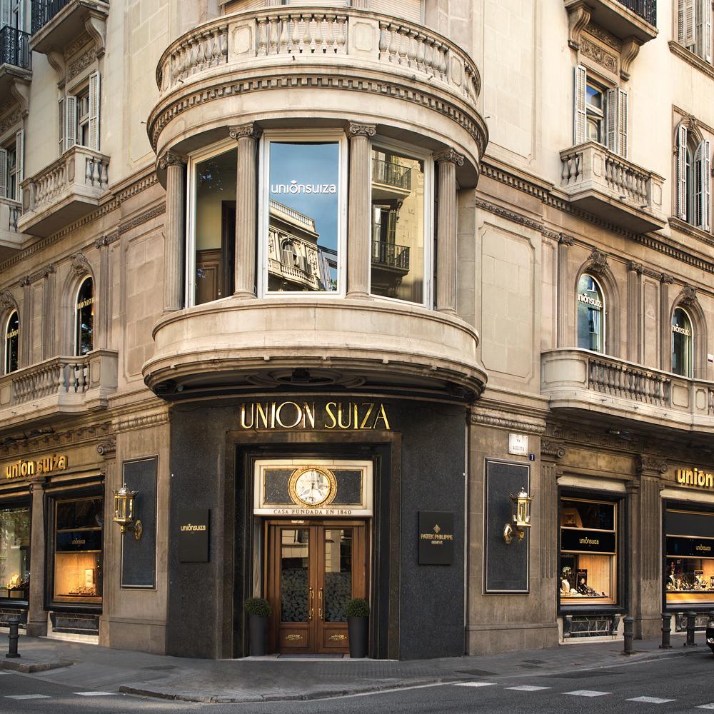 Unión Suiza | Barcelona Shopping City | Complementos, Emblemáticas y centenarias, Joyerías