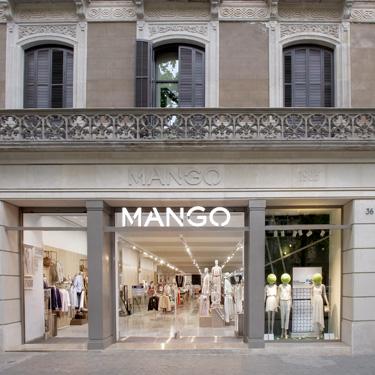 Mango | Barcelona Shopping City | Moda