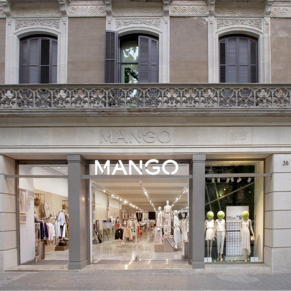 Mango | Barcelona Shopping City | Moda