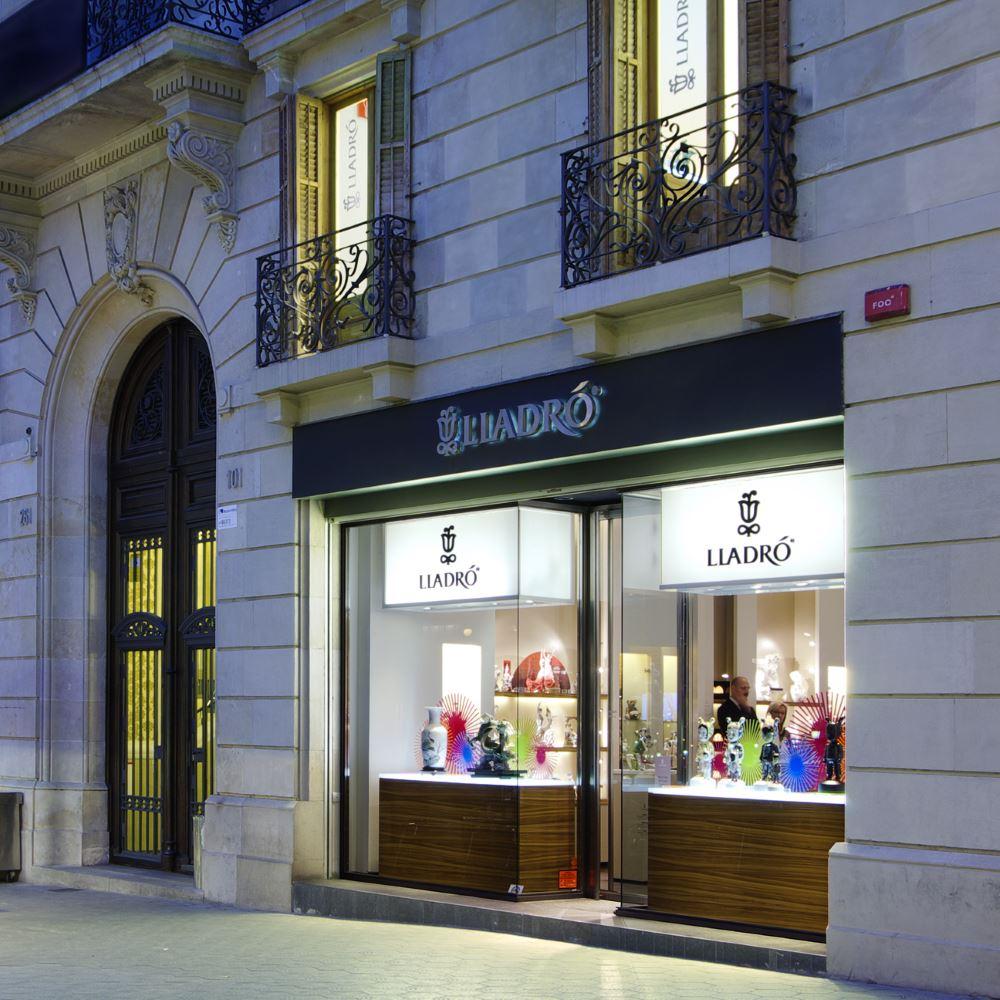 Lladró Boutique   Barcelona Shopping Line   Hogar