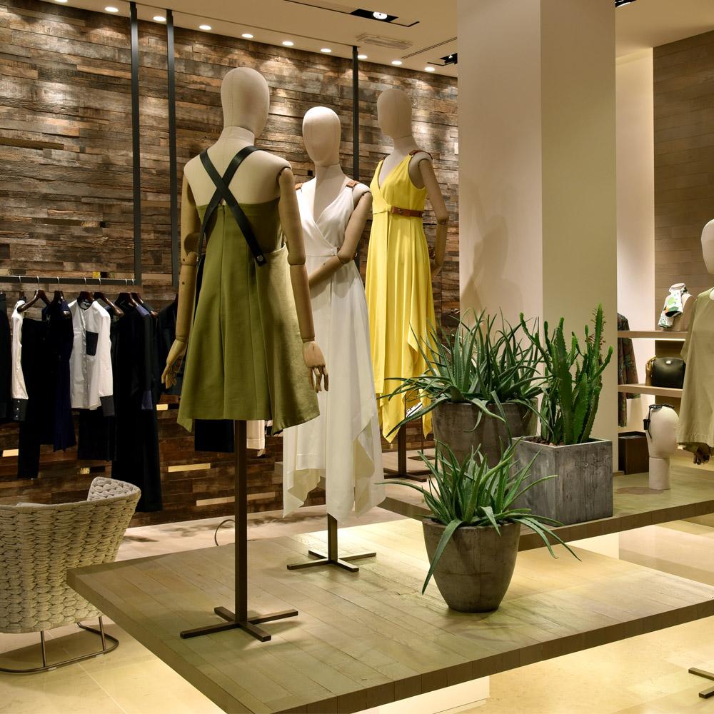Max Mara | Barcelona Shopping Line | Moda