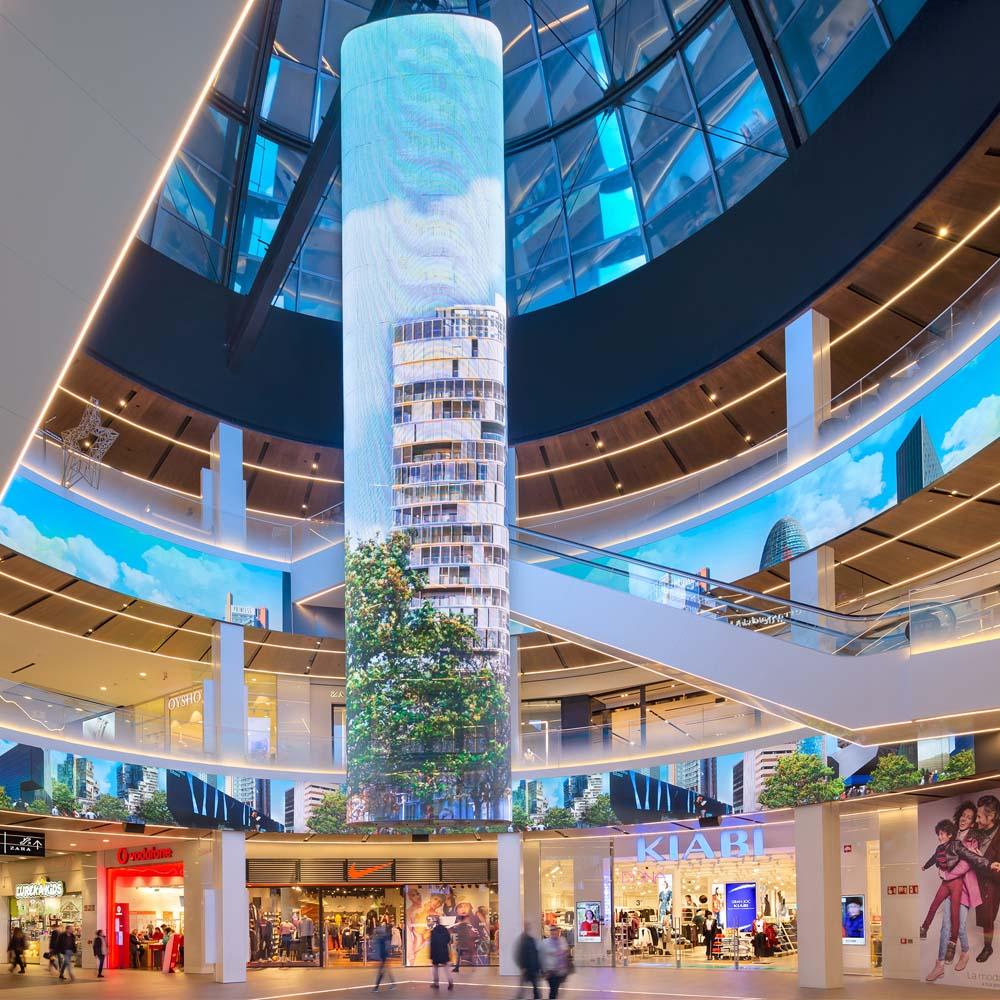 Diagonal Mar Shopping | Barcelona Shopping Line | Centros Comerciales