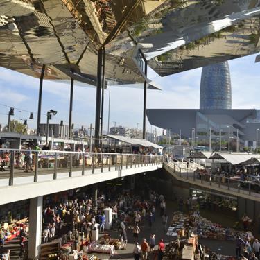 Encants Barcelona | Barcelona Shopping Line | Geschäfte
