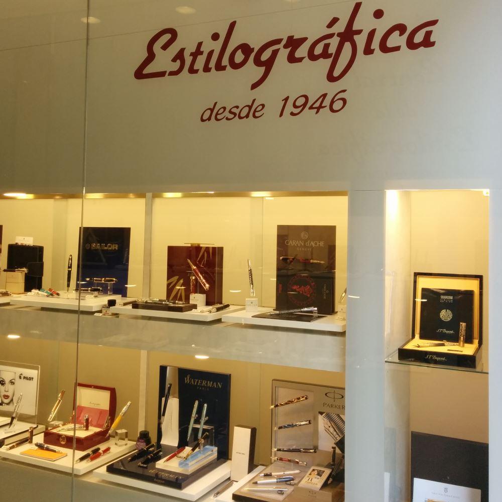 Central de la Estilográfica | Barcelona Shopping Line | Complementos