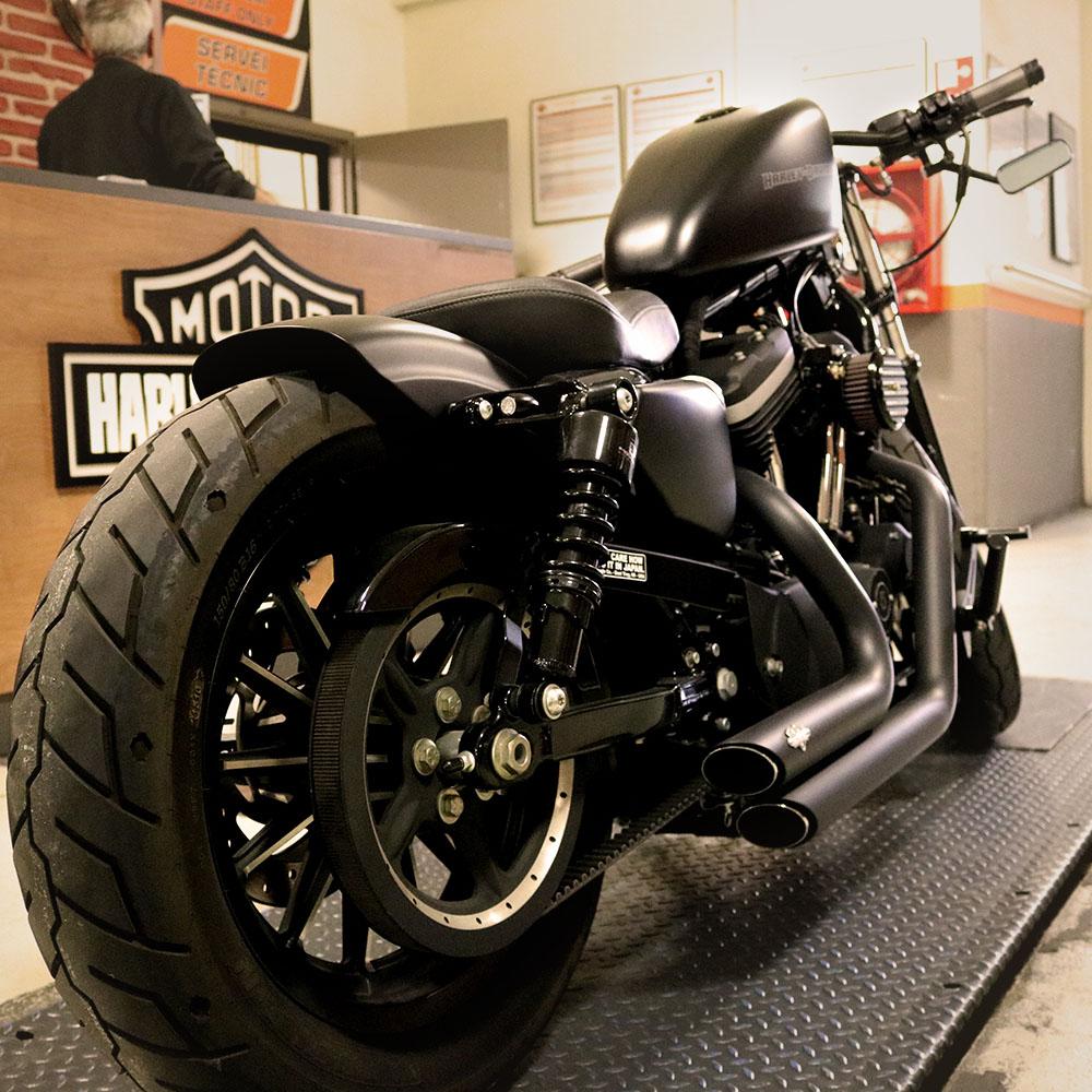 Harley Davidson Barcelona | Barcelona Shopping Line | Moda
