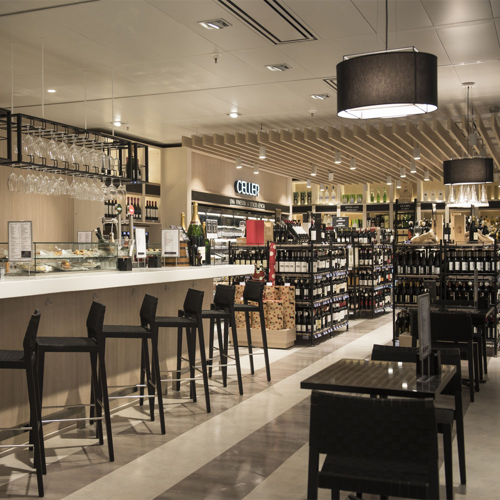 Club del Gourmet | Barcelona Shopping City | Gourmet y colmados