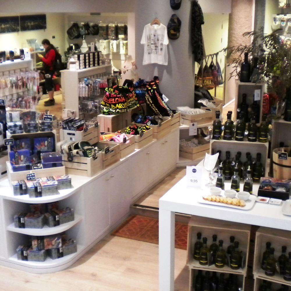 Tienda barcelona shopping city for Decoracion casa viva