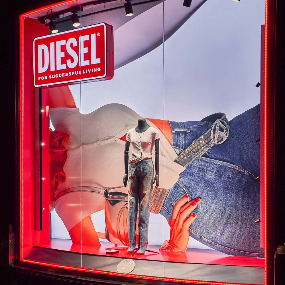 Diesel | Barcelona Shopping Line | Moda