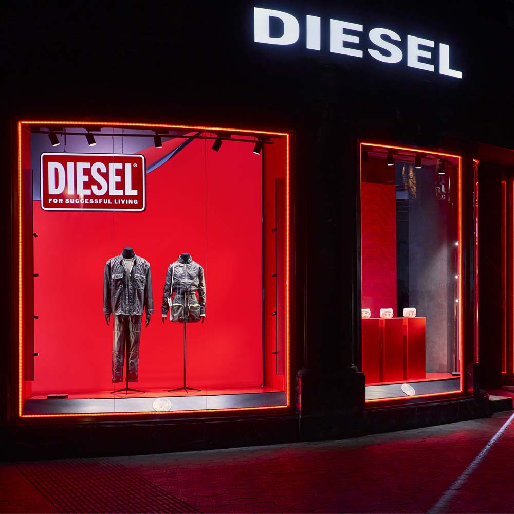 Diesel | Barcelona Shopping City | Moda y Diseñadores