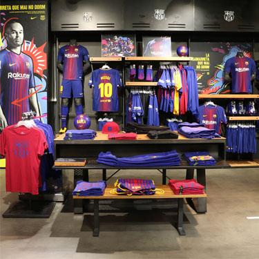 Futbolmania | Barcelona Shopping Line | Moda