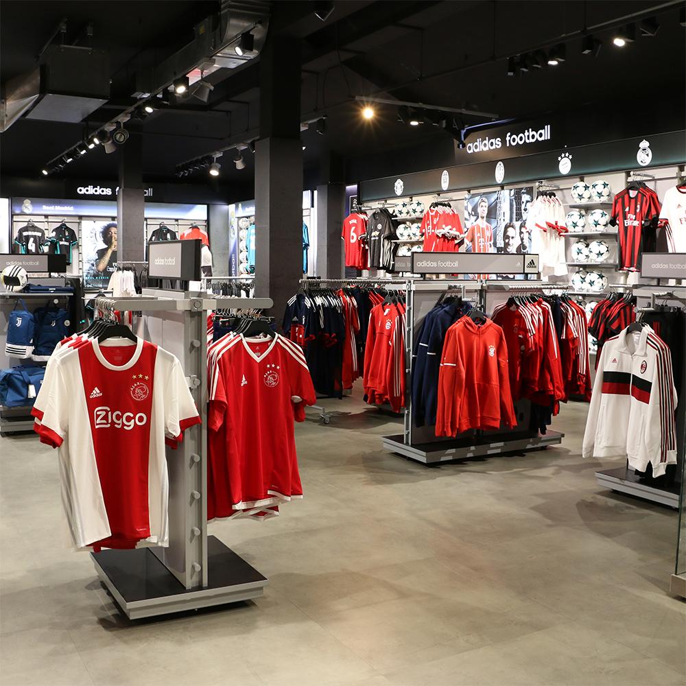 Futbolmania | Barcelona Shopping City | Tienda