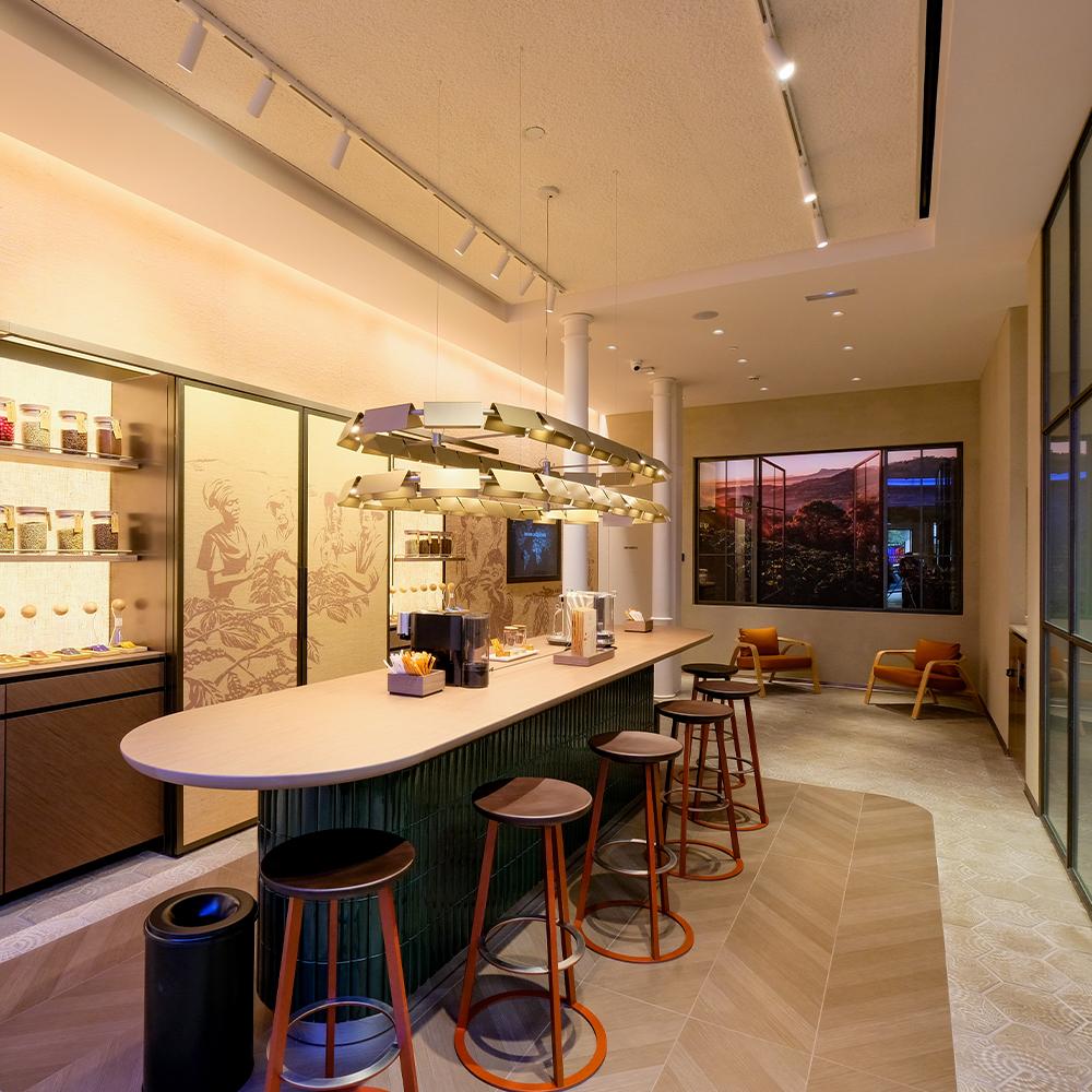 Nespresso | Barcelona Shopping City | Gourmet y colmados