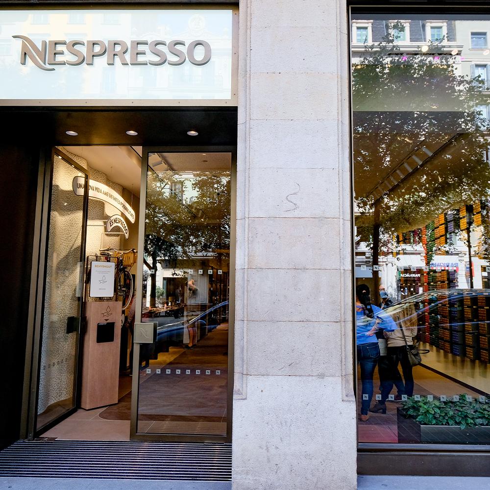 Nespresso | Barcelona Shopping Line | Gourmet