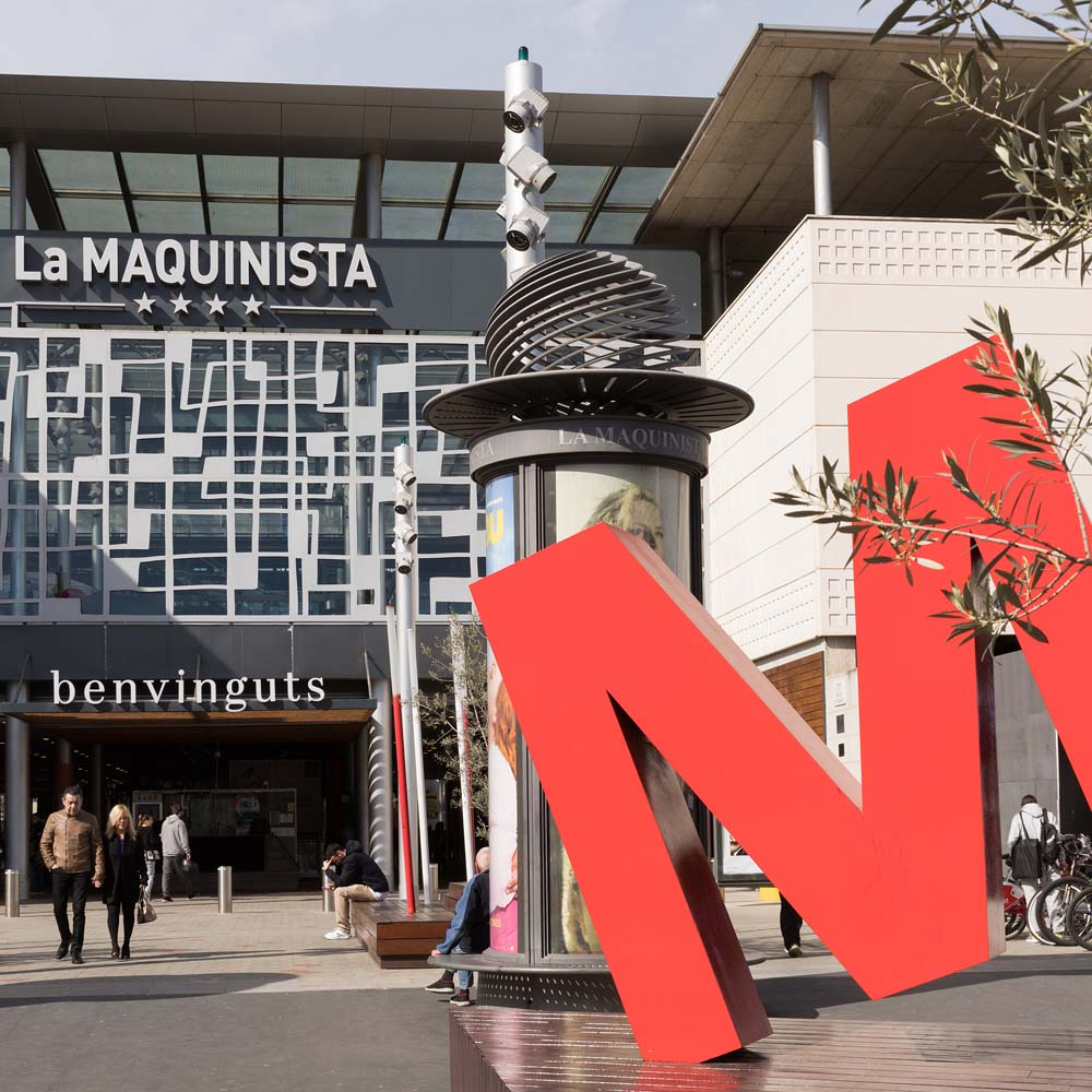 La Maquinista | Barcelona Shopping Line | Centros Comerciales