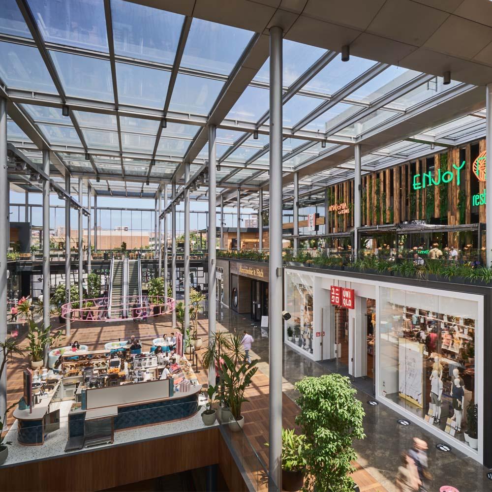 La Maquinista | Barcelona Shopping City | Centros Comerciales