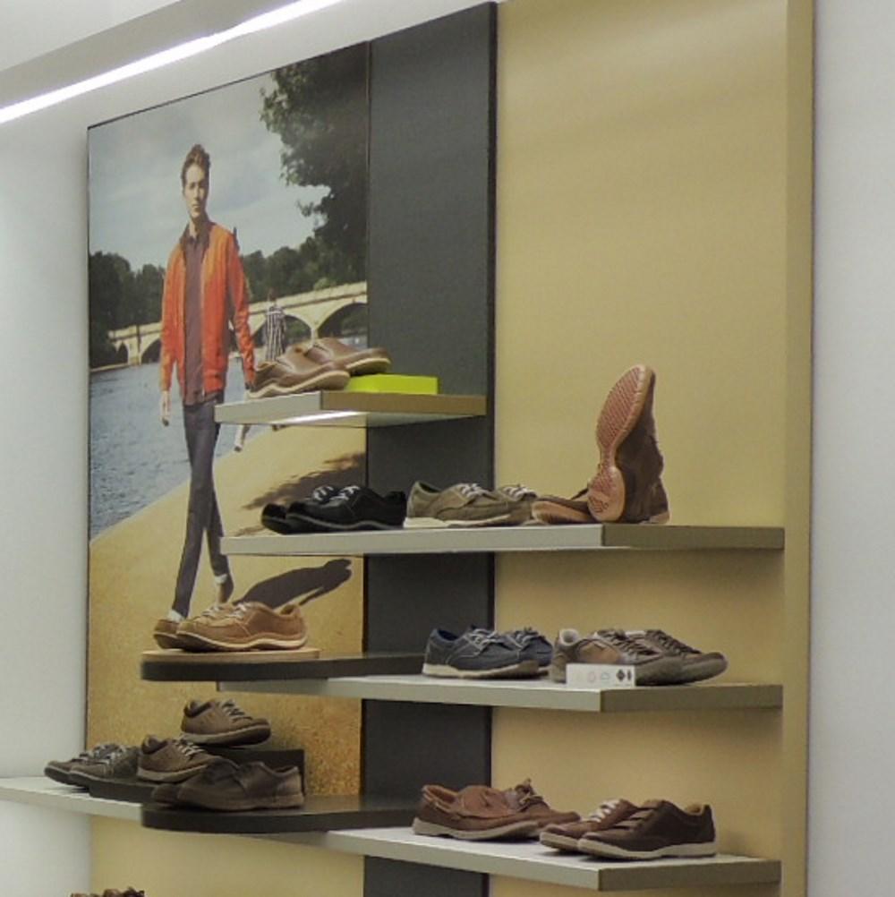 Clarks | Barcelona Shopping Line | Zapaterías