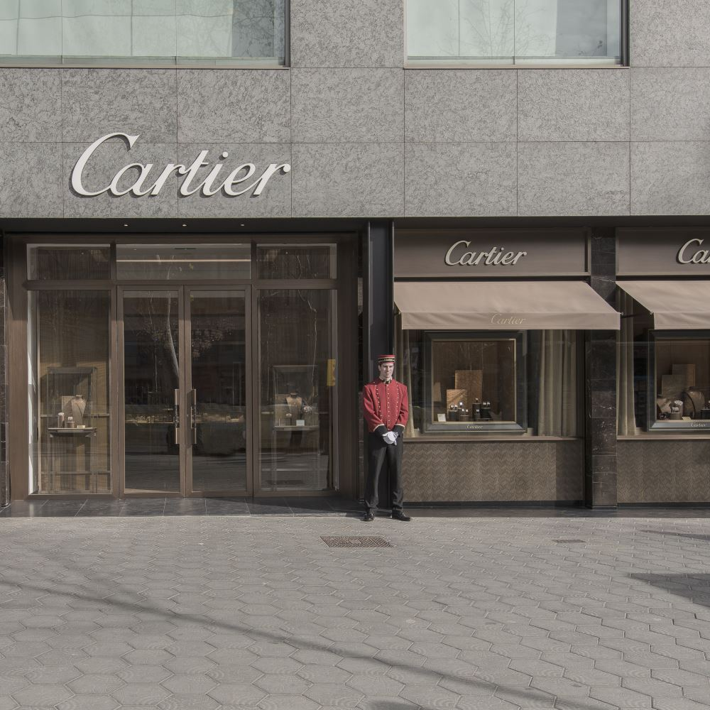 Cartier | Barcelona Shopping City | Joyerías