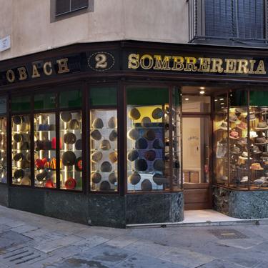 Sombrerería Obach | Barcelona Shopping City | Complementos