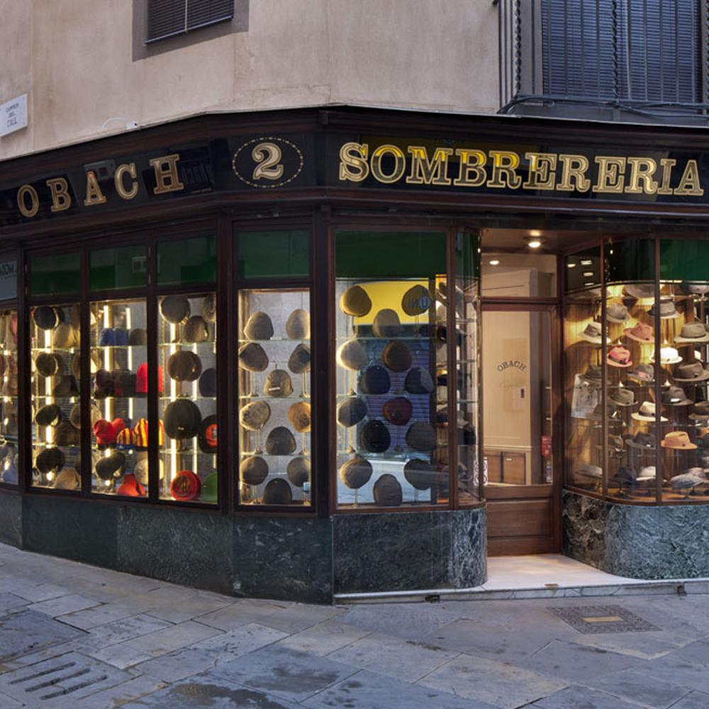 Sombrerería Obach | Barcelona Shopping City | Complementos, Emblemáticas y centenarias