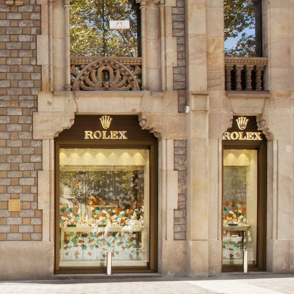 Rolex | Barcelona Shopping Line | Joyerías