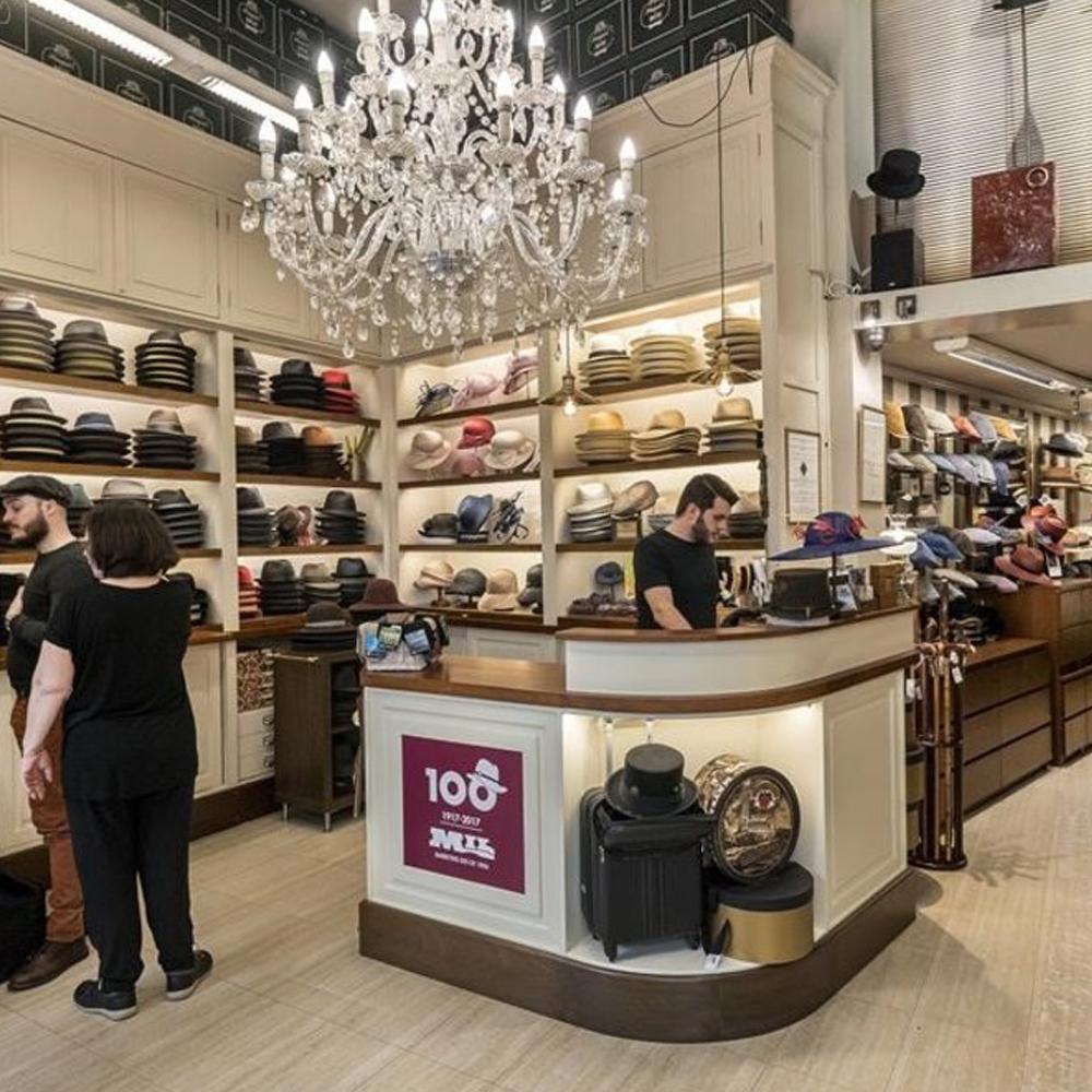 Sombrerería Mil | Barcelona Shopping City | Complementos, Emblemáticas y centenarias