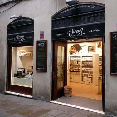 Torrons Vicens | Barcelona Shopping Line | Gourmet