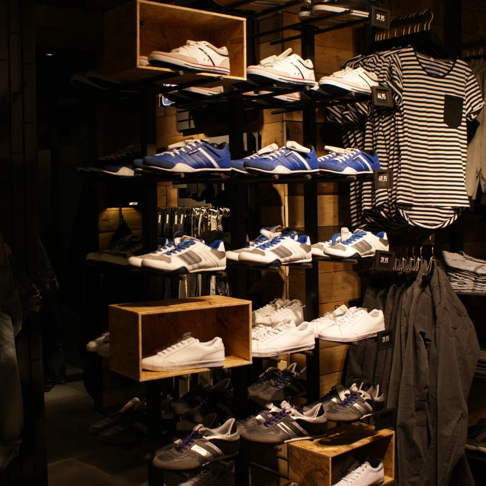 Jack & Jones | Barcelona Shopping Line | Moda