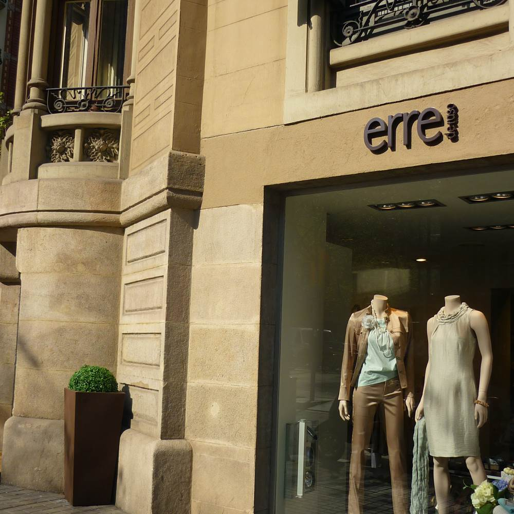 Erre de Raso | Barcelona Shopping Line | Moda
