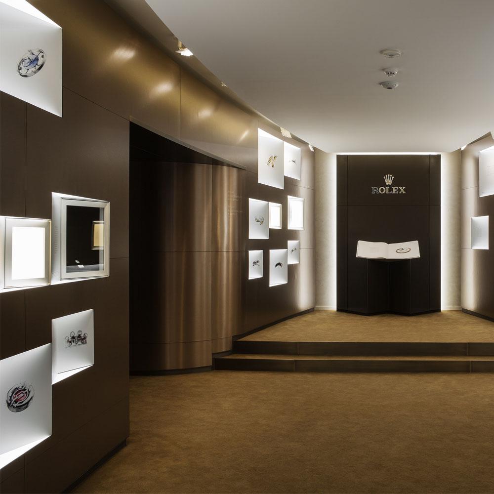 Tous Rolex Boutique   Barcelona Shopping City   Joyerías