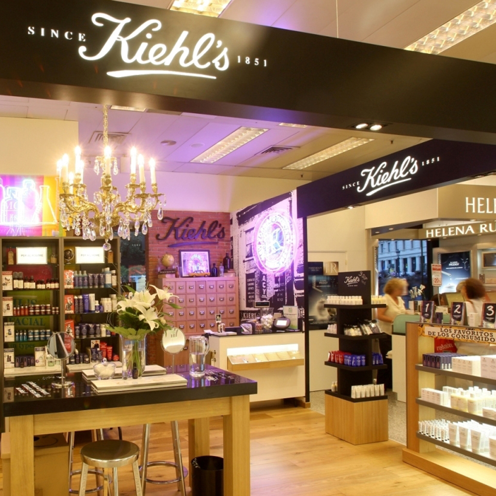 Kiehl's | Barcelona Shopping City | Belleza