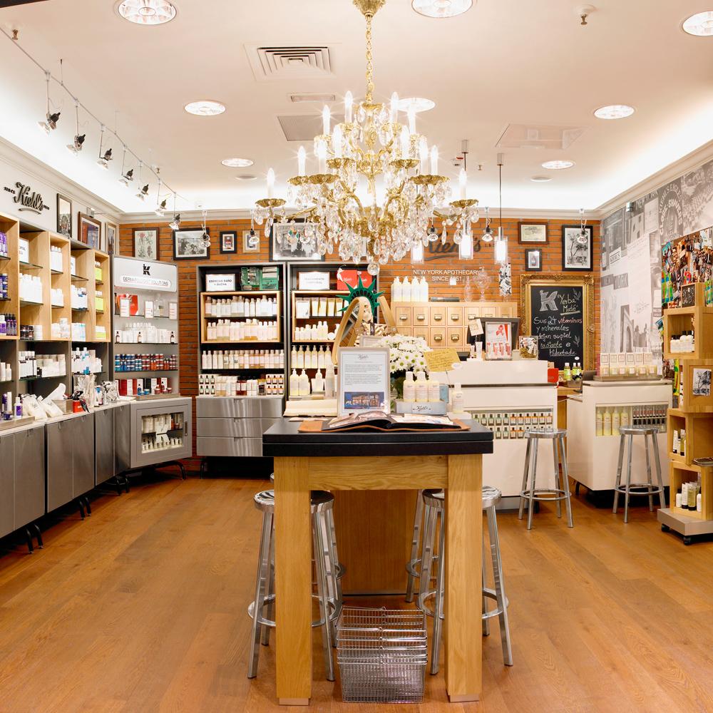 Kiehl's | Barcelona Shopping Line | Belleza