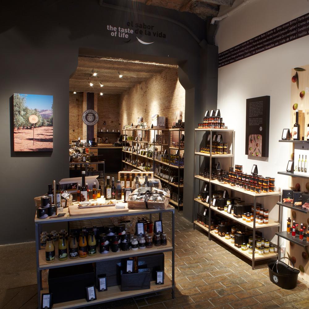 Oleoteca la Chinata Barcelona | Barcelona Shopping Line | Gourmet
