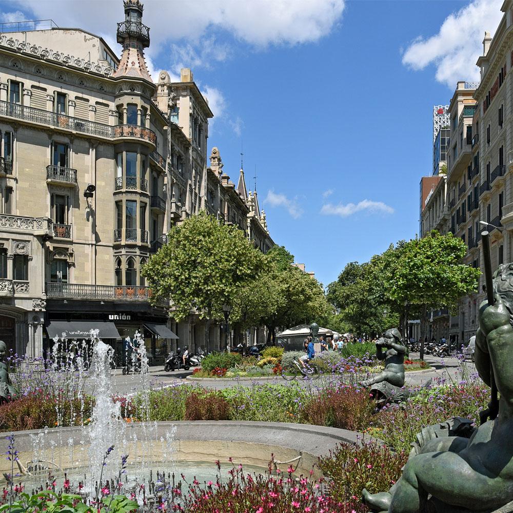 Associació Rambla Catalunya | Barcelona Shopping City | Barcelona Shopping City