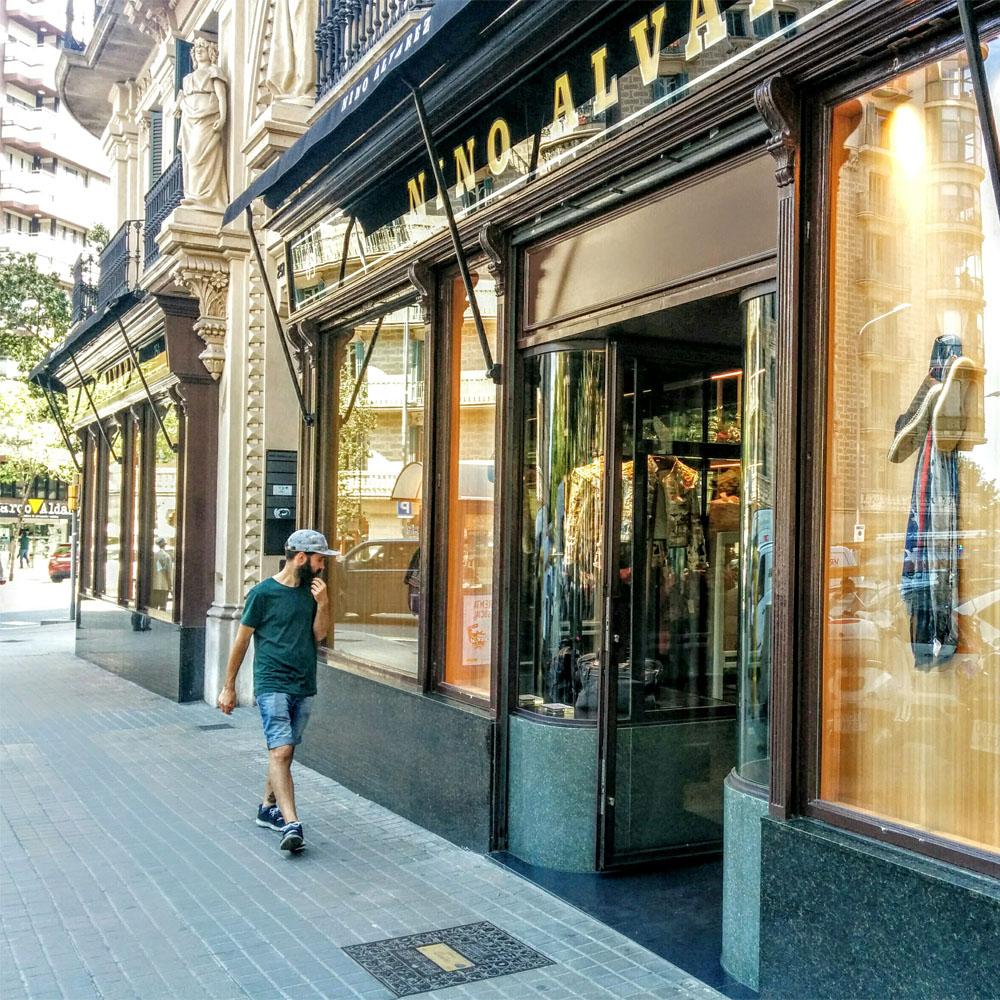 Associació Rambla Catalunya | Barcelona Shopping Line | Barcelona Shopping City