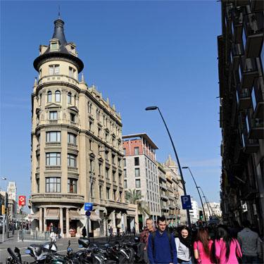 Pelai Centre & Rodalies | Barcelona Shopping Line | Tienda