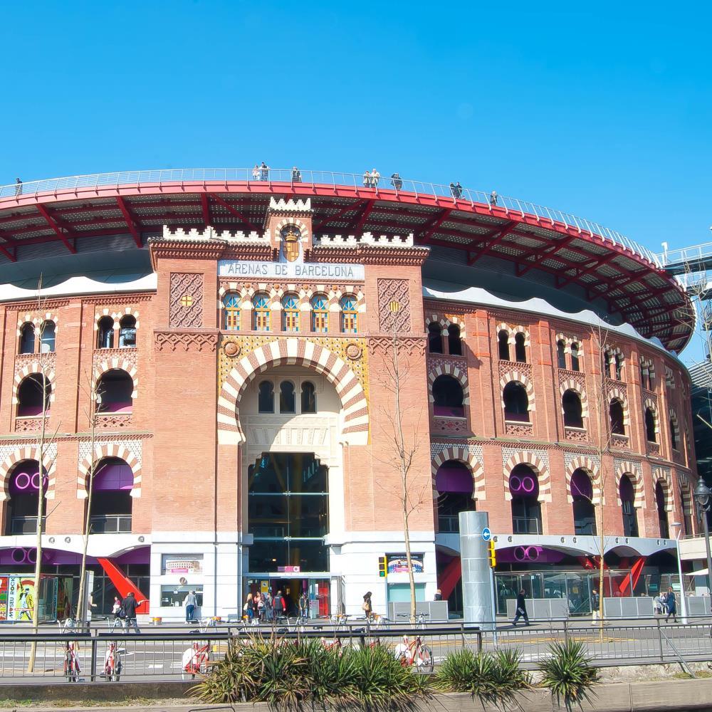 Las Arenas   Barcelona Shopping Line   Centros Comerciales