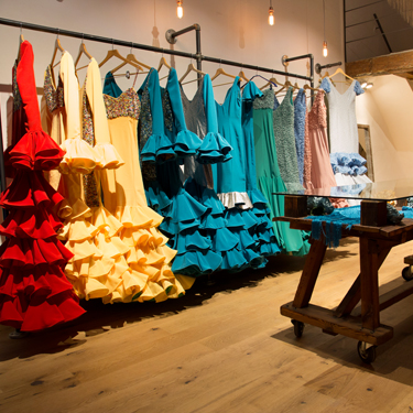 Mercedes Mestre Atelier Flamenco | Barcelona Shopping Line | Independent designers