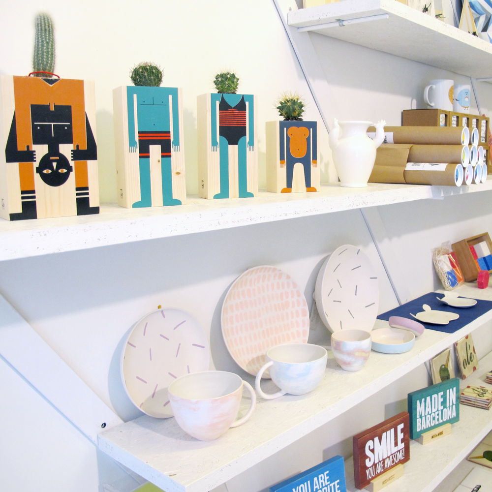 Omg BCN   Barcelona Shopping Line   Artesanía y regalos