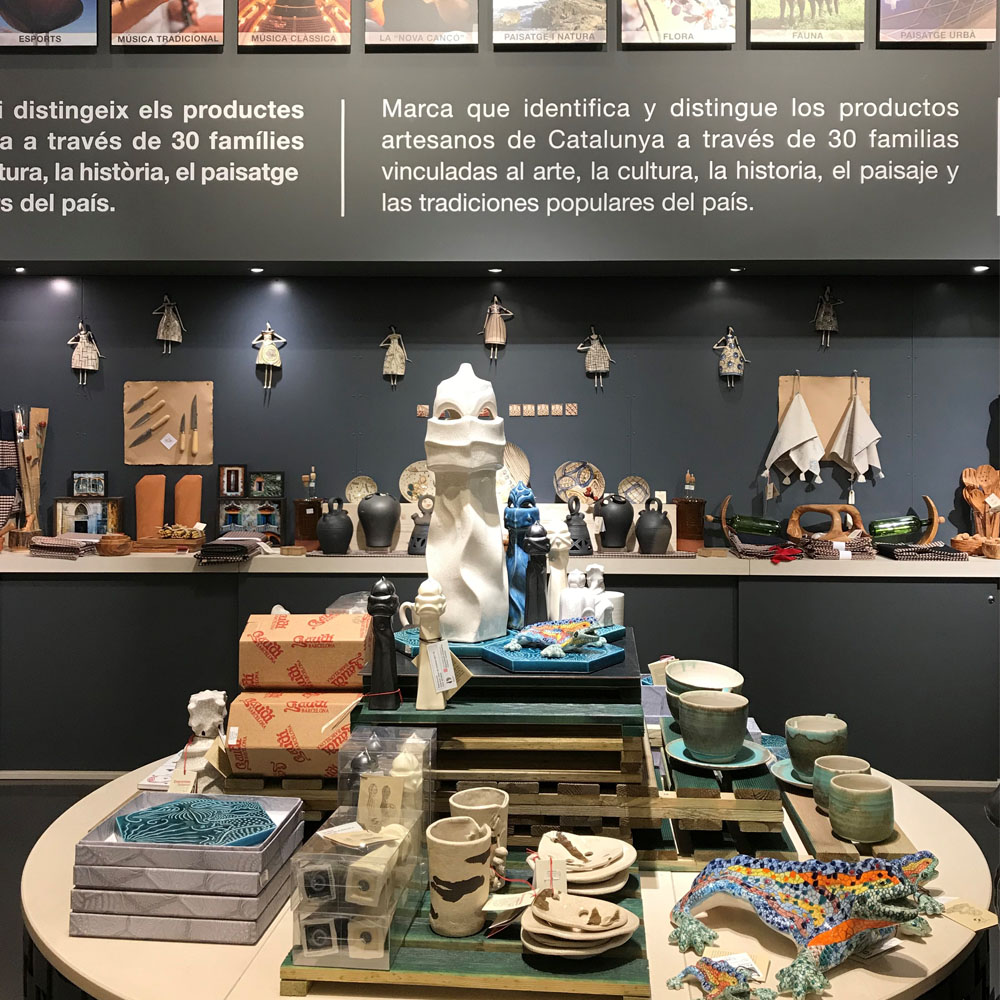 Empremtes de Catalunya | Barcelona Shopping City | Artesanía