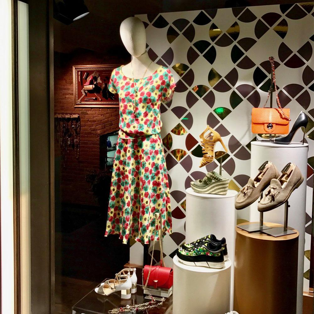 Cherry Heel | Barcelona Shopping Line | Zapaterías