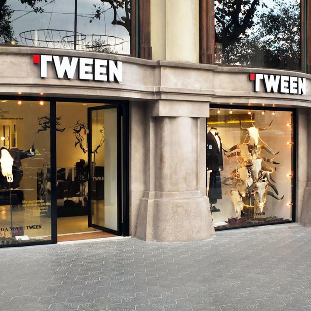 'Tween | Barcelona Shopping Line | Moda