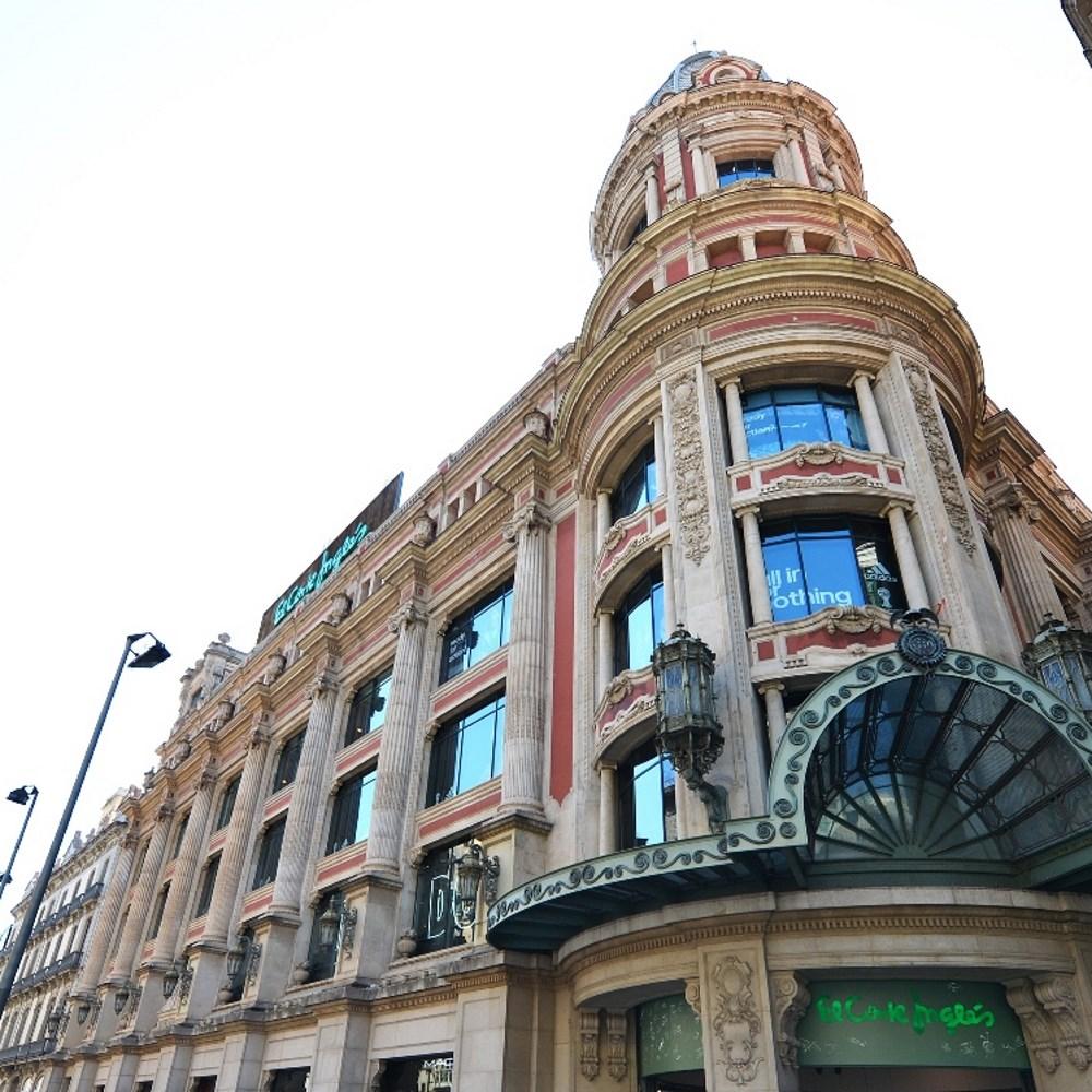 Grandes almacenes barcelona amazing revisin interior for Oficinas pelayo barcelona