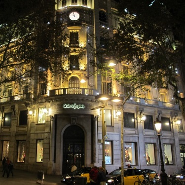 El Corte Inglés - La Rambla   Barcelona Shopping City   Tienda