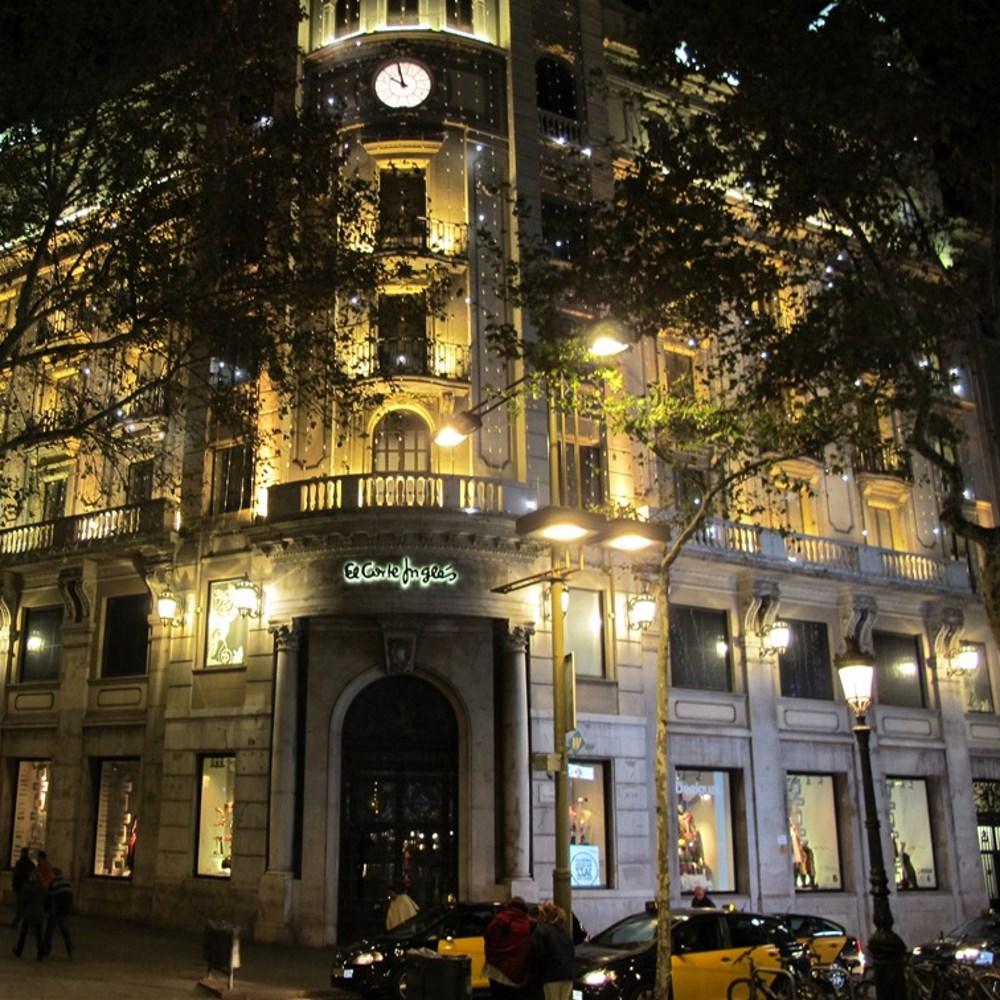 El Corte Inglés - La Rambla | Barcelona Shopping City | Grandes Almacenes