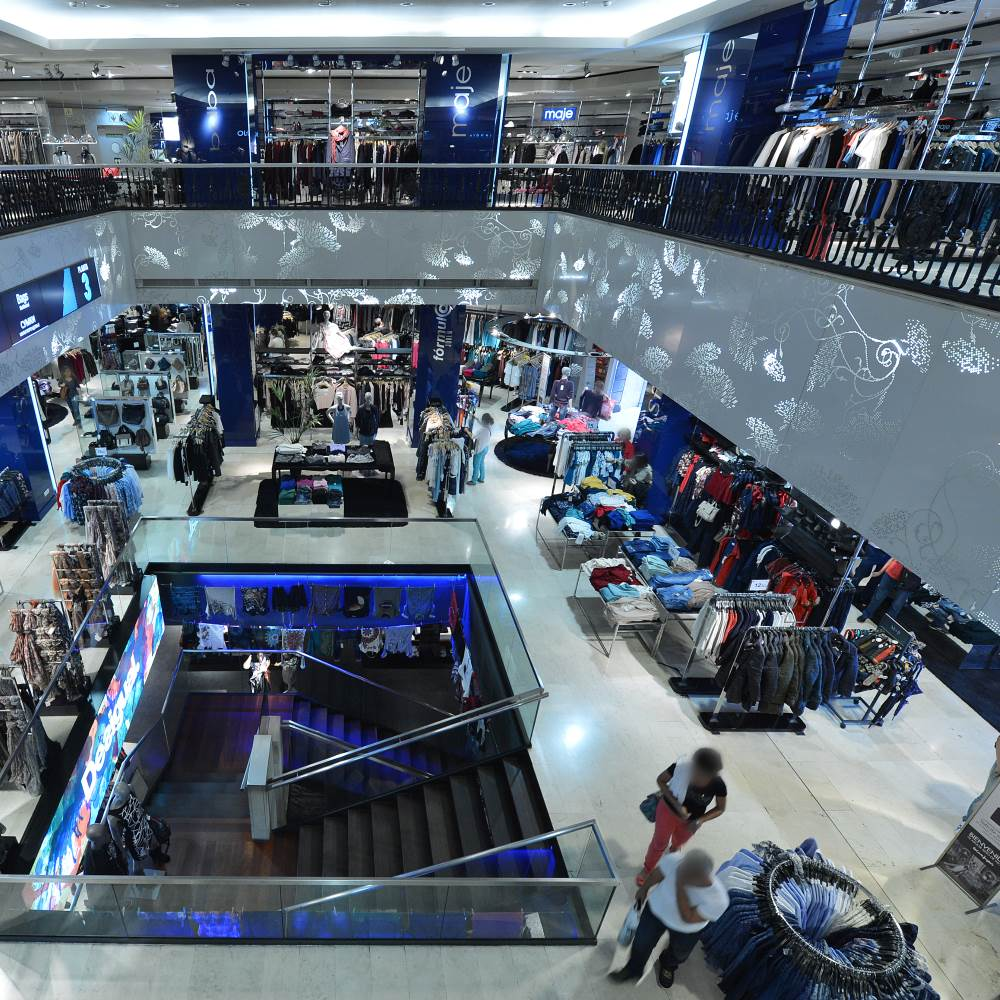El Corte Inglés - La Rambla | Barcelona Shopping Line | Grandes Almacenes