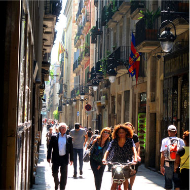 Eix Comercial del Raval | Barcelona Shopping Line | Geschäfte