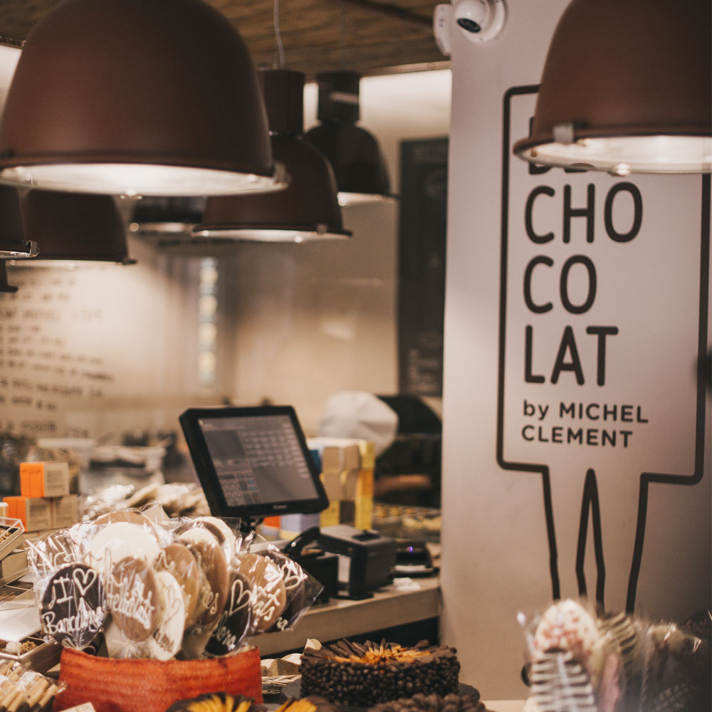 Be Chocolat by Michel Clément Barcelona | Barcelona Shopping City | Gourmet y colmados
