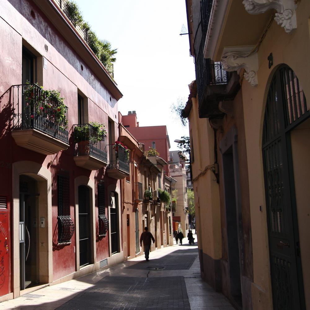 Cor d'Horta i Mercat | Barcelona Shopping City | Barcelona Shopping City