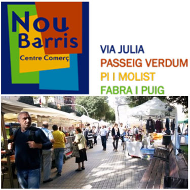 Nou Barris Centre Comerç | Barcelona Shopping Line | Geschäfte