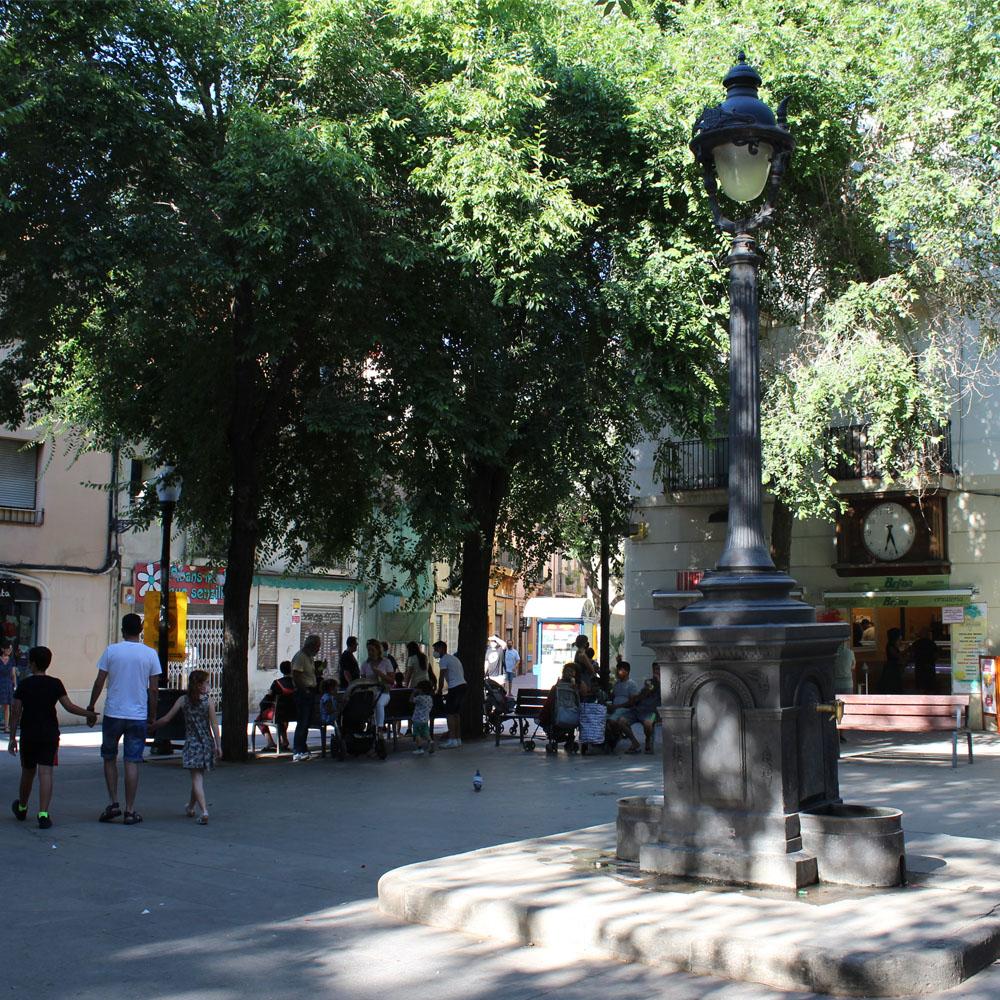 L'Eix de Sant Andreu | Barcelona Shopping Line | Barcelona Shopping City